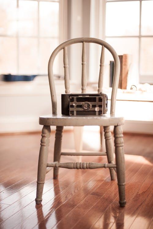 カメラ, 椅子の無料の写真素材