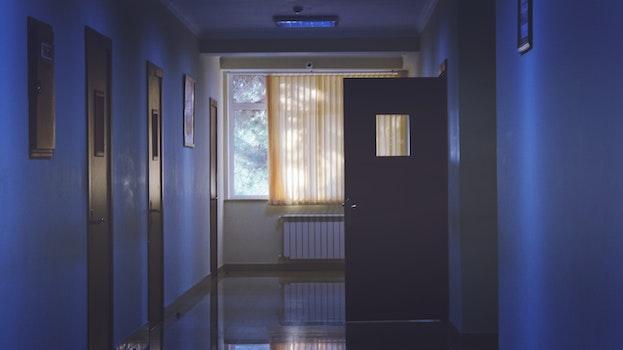 Free stock photo of light, architecture, door, window