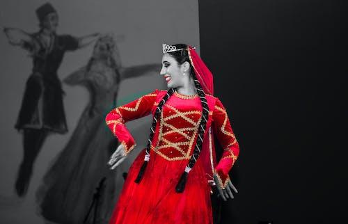 qafqaz, qafqaz 댄서, 공연가, 댄서의 무료 스톡 사진