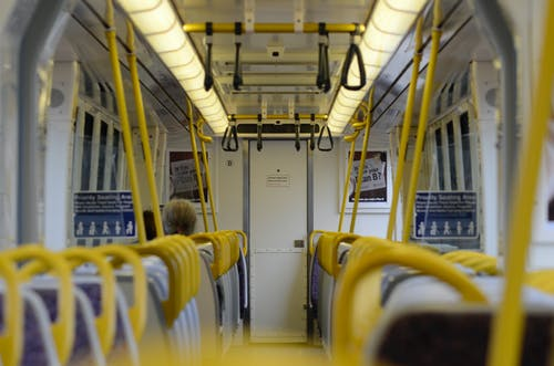 Free stock photo of railway carriage
