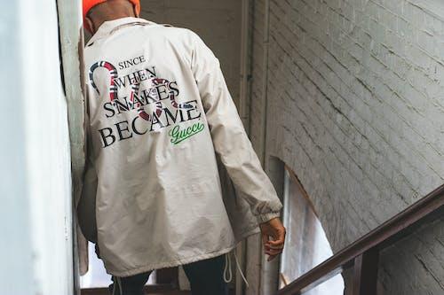 Základová fotografie zdarma na téma bunda, městský, móda, muž