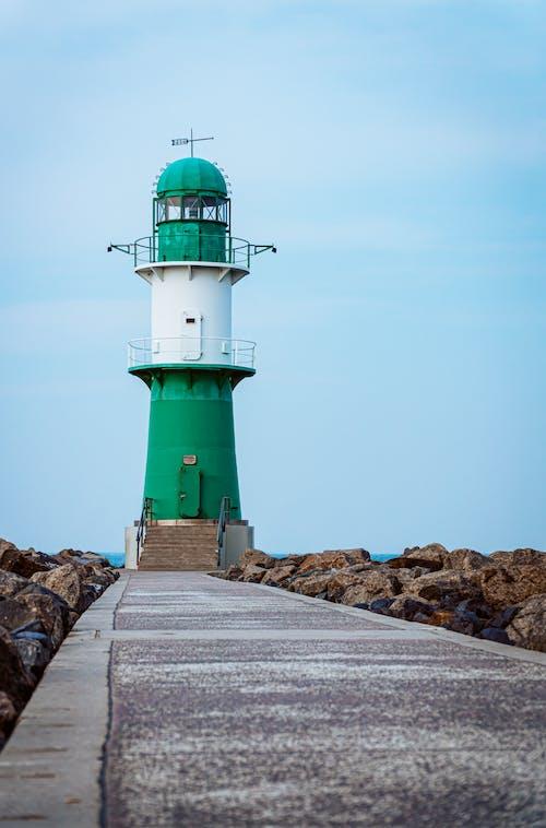 Free stock photo of Baltic Sea, beacon, lighthouse, ocean