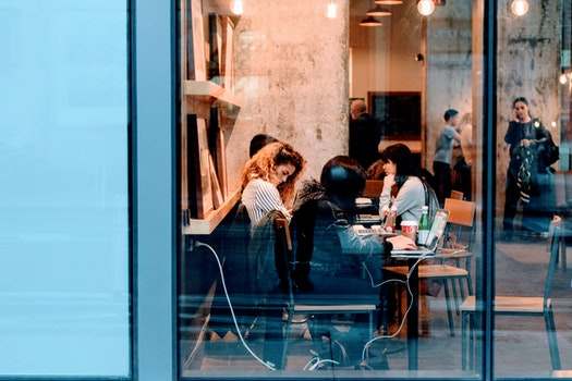 Free stock photo of city, restaurant, people, woman