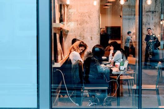 Free stock photo of city, restaurant, people, woman