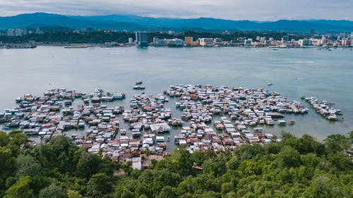 Free stock photo of aerial, aerial photography, borneo, dji
