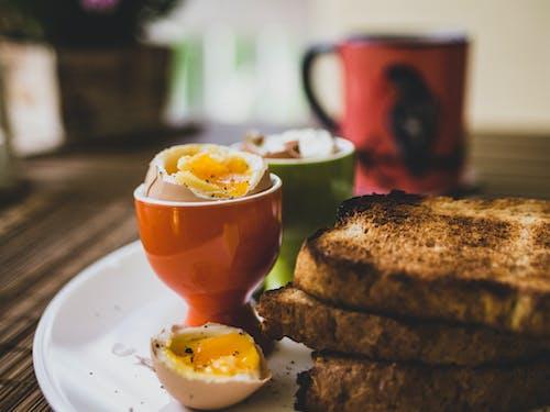 Δωρεάν στοκ φωτογραφιών με yummy, αυγό, βραστά αυγά, βραστό αυγό