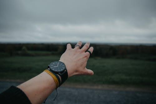 Immagine gratuita di adulto, autunno, cielo grigio, concentrarsi