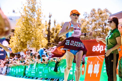 Photo of Woman Running