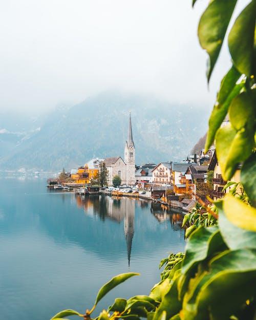 Immagine gratuita di acqua, architettura, edifici, fiume