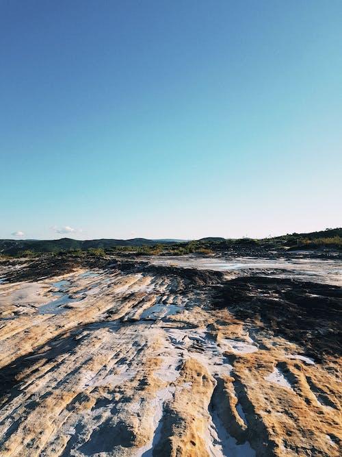 Δωρεάν στοκ φωτογραφιών με άμμος, αυγή, βουνά, βράχια