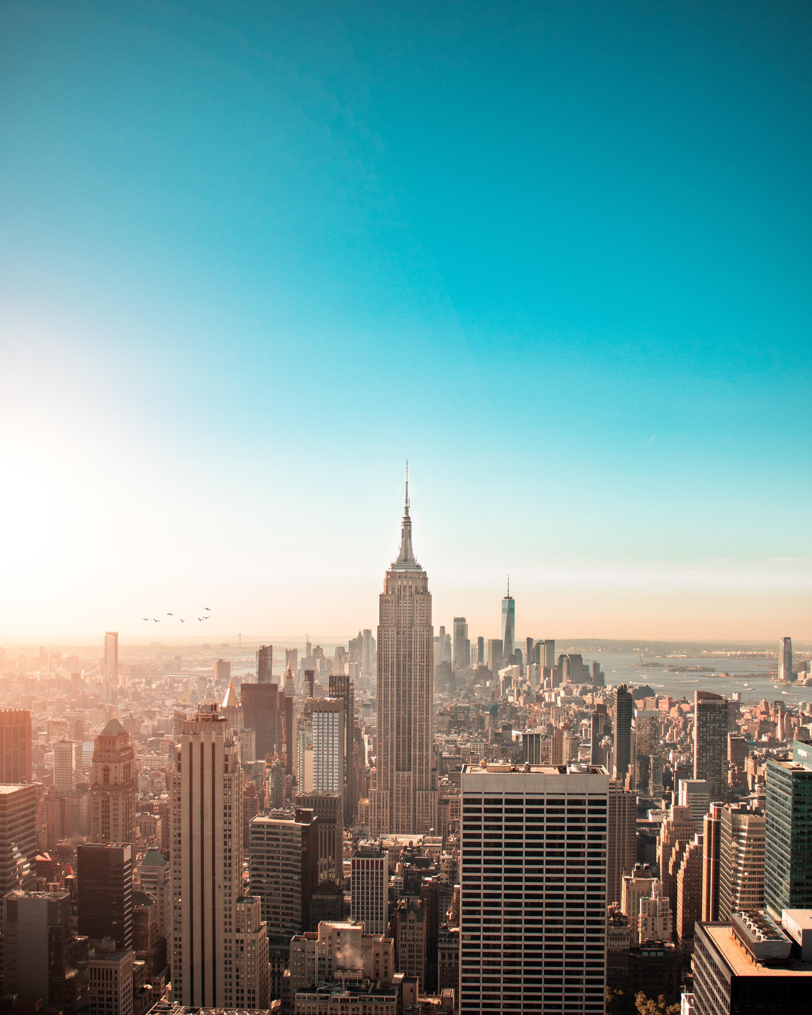 Photo Of New York City Cityscape Free Stock Photo