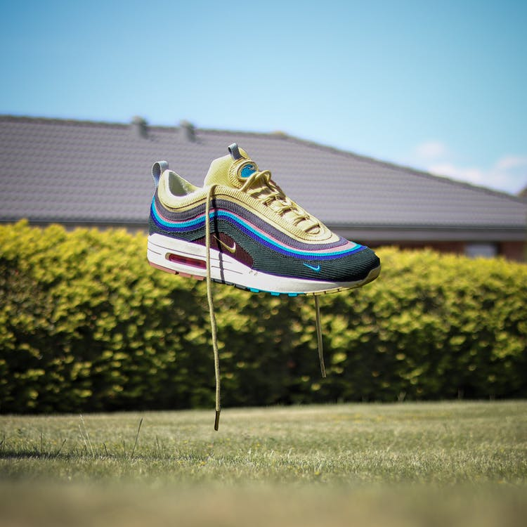 Photo of Running Shoe