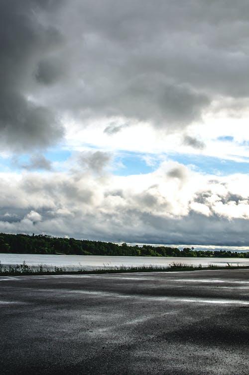 Gratis stockfoto met fotografie, landschap, wolken