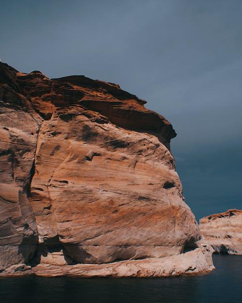 ロッキー, 地質学, 地質形成, 屋外の無料の写真素材