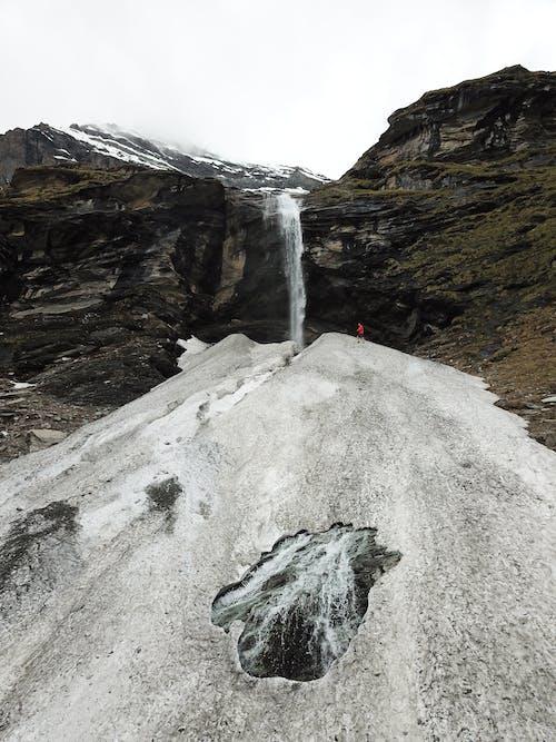 冬季, 冰, 冰河, 冷 的 免费素材照片