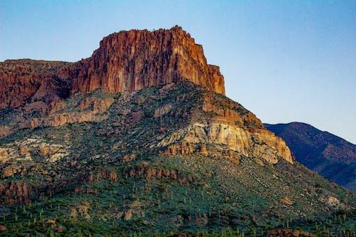 Gratis stockfoto met amerika, bergen, blauwe lucht, geologie