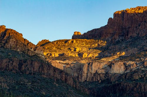 Ảnh lưu trữ miễn phí về arizona, hồ apache, núi, Sa mạc