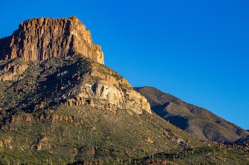 Základová fotografie zdarma na téma apache lake, arizona, hory, modrá obloha