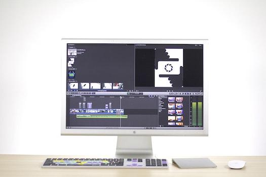Free stock photo of apple, internet, technology, computer