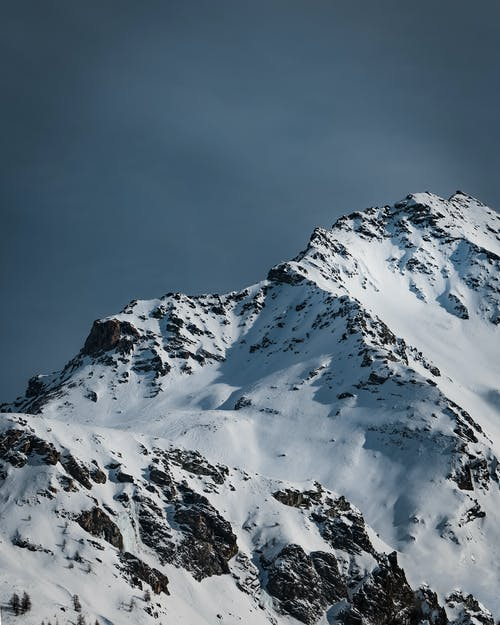 冬季, 冷, 天性, 山 的 免費圖庫相片