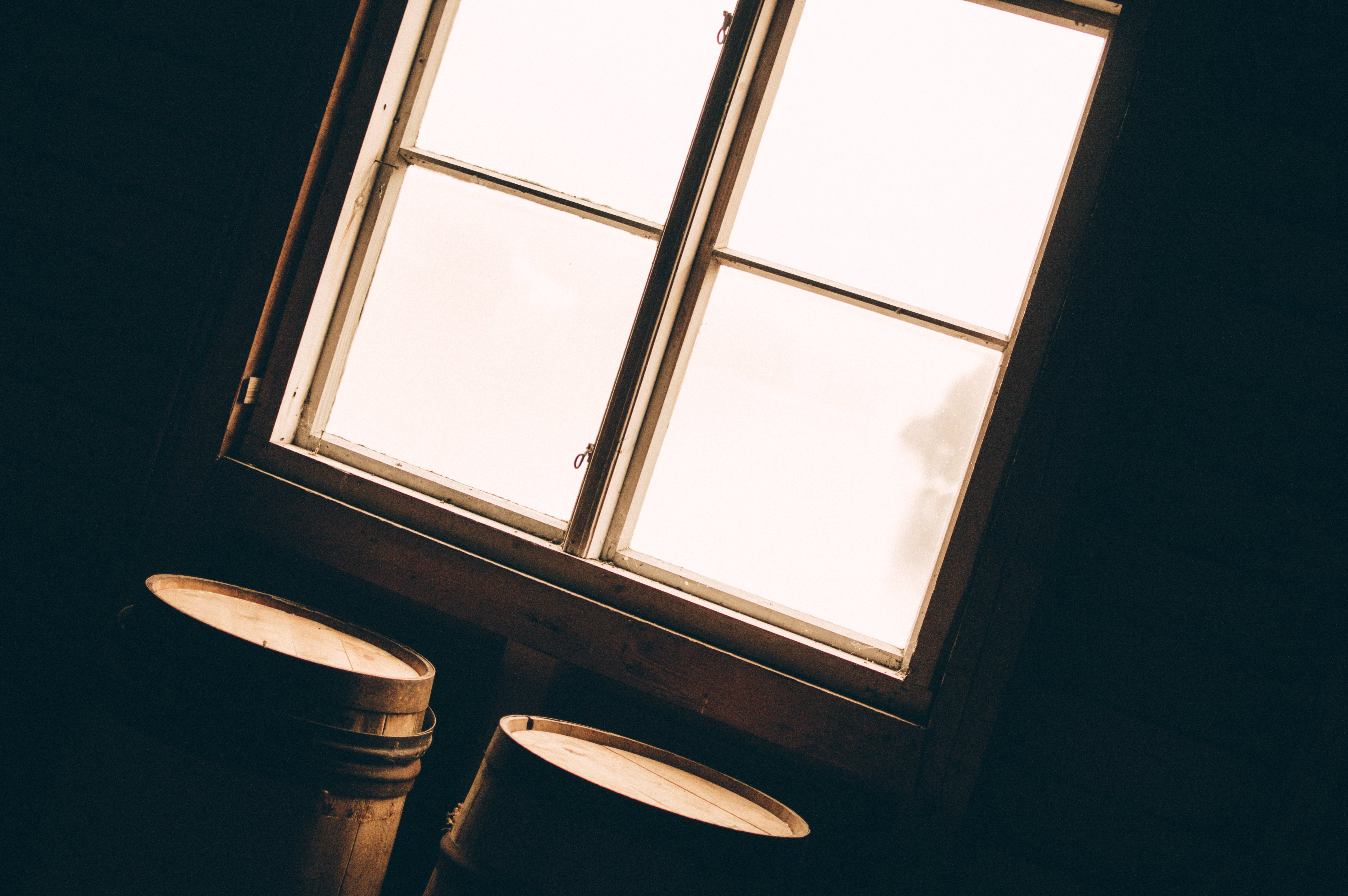 Free stock photo of light, dark, house, glass
