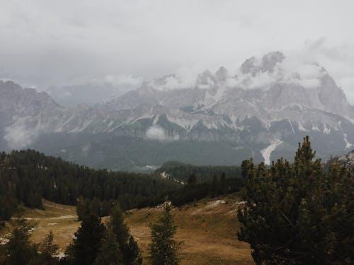 คลังภาพถ่ายฟรี ของ Dolomites, ภูเขา, ภูเขาอิตาลี, อิตาลี