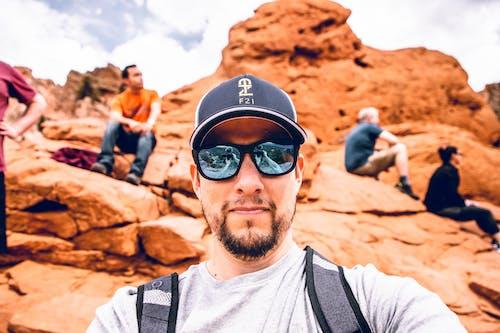 Photo of Man Taking Selfie