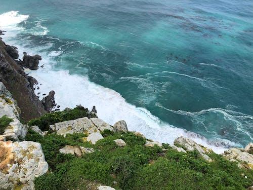 Gratis arkivbilde med anlegg, blå, bølger, Cape Town