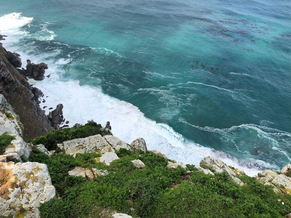 aallot, Etelä-Afrikka, hiekkaranta