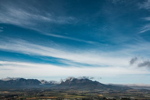 Základová fotografie zdarma na téma cestování, denní světlo, hory, hřiště