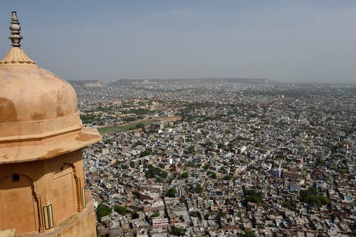 Free stock photo of amer fort, citadel, india, indian