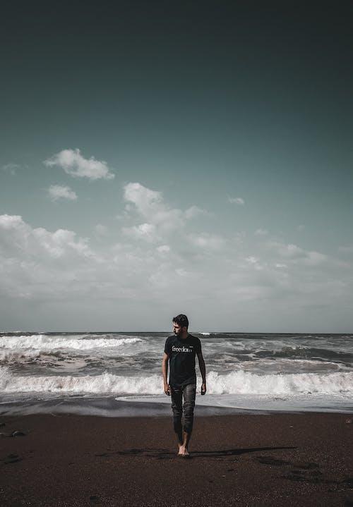 Безкоштовне стокове фото на тему «берег моря, відпочинок, вода, літній настрій»