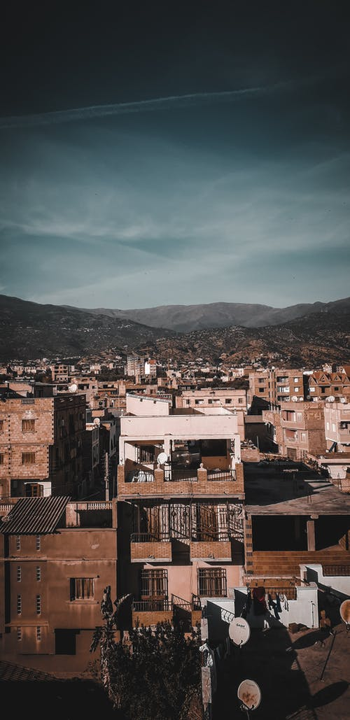 Free stock photo of african people, algeria, architecture, background image