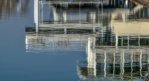 Gratis arkivbilde med refleksjon, rolig, speil, vann
