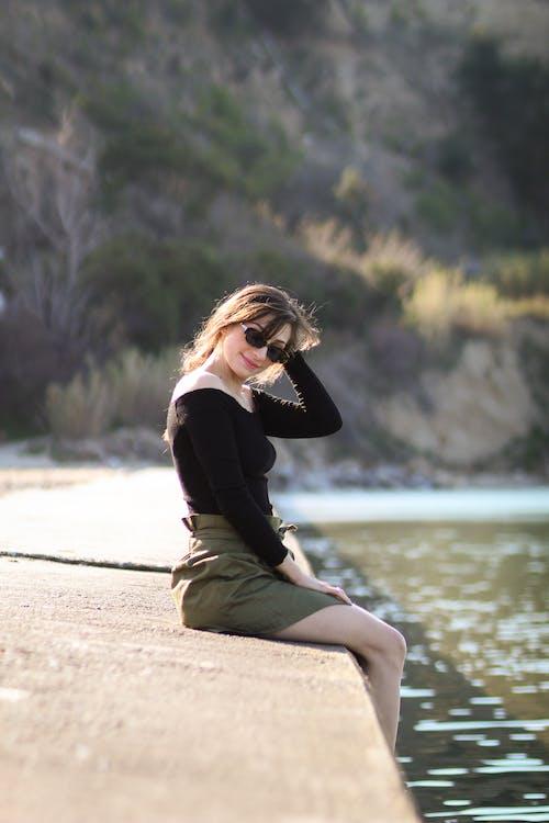 Foto profissional grátis de água, ao ar livre, cobertura, descanso