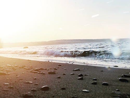 Kostnadsfri bild av dagsljus, gryning, hav, havsområde