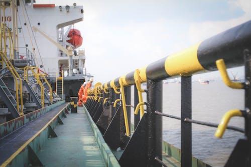 Ilmainen kuvapankkikuva tunnisteilla meri, tankkeri