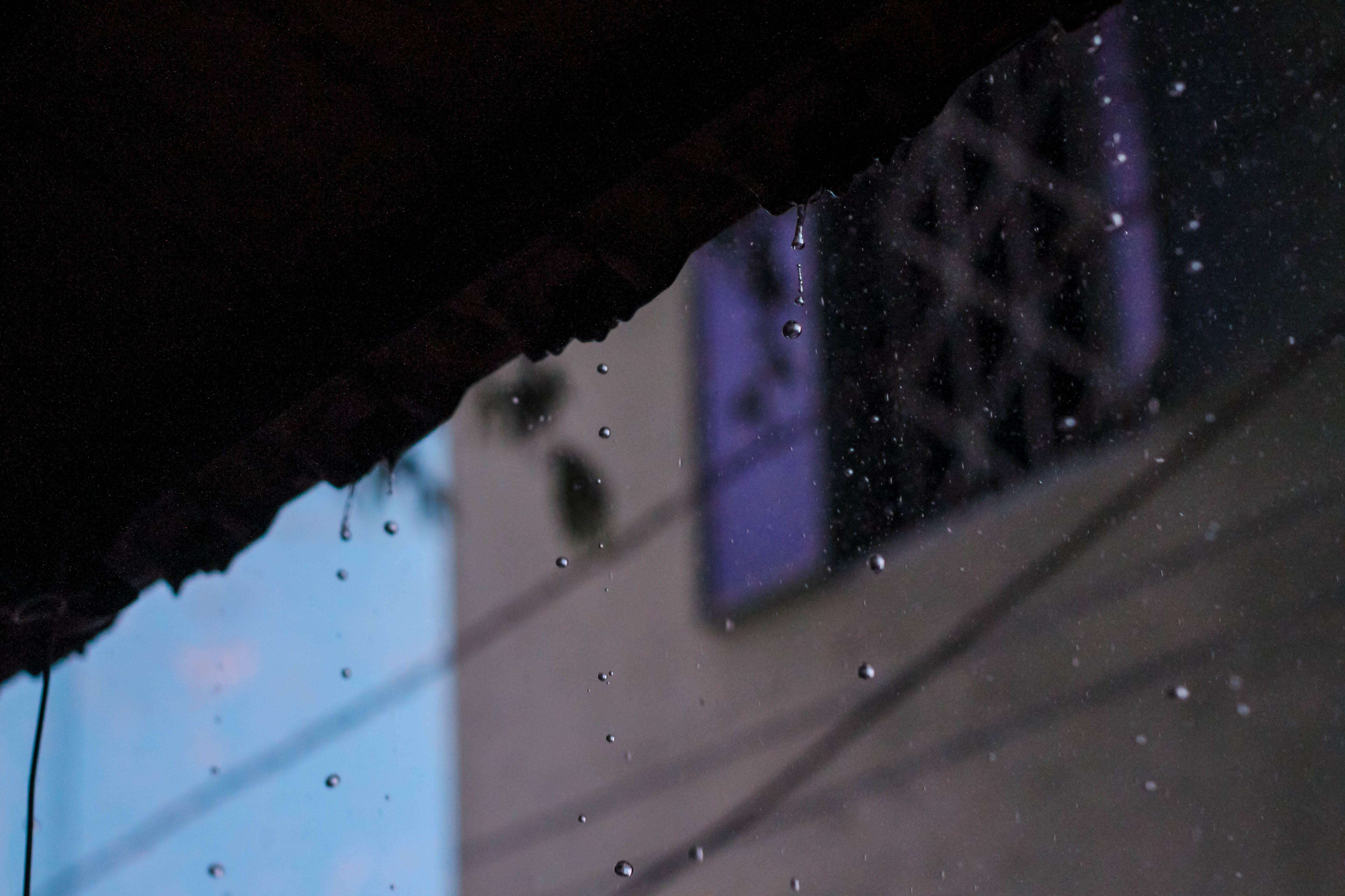 Kostenloses Stock Foto zu regen, tropfen, vietnam, wasser