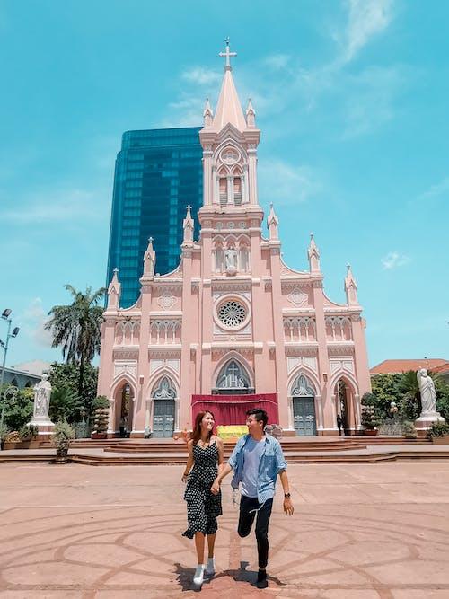 Fotobanka sbezplatnými fotkami na tému architektúra, budova kostola, budovy, denné svetlo