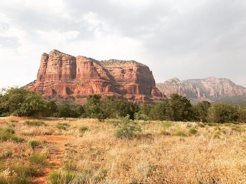 Gratis arkivbilde med åker, canyon, dagslys, geologi