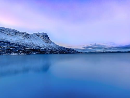 アビスコ, コールド, 冬, 夜明けの無料の写真素材