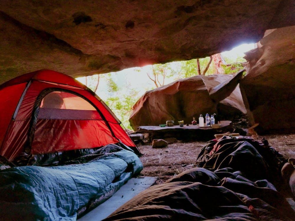 ánh sáng, ánh sáng ban ngày, cắm trại