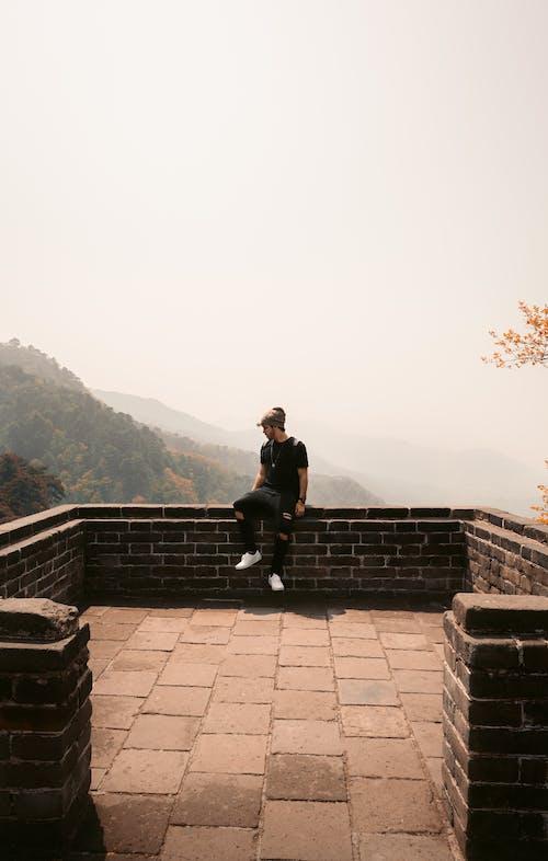 Foto profissional grátis de abismo, ao ar livre, cênico, céu