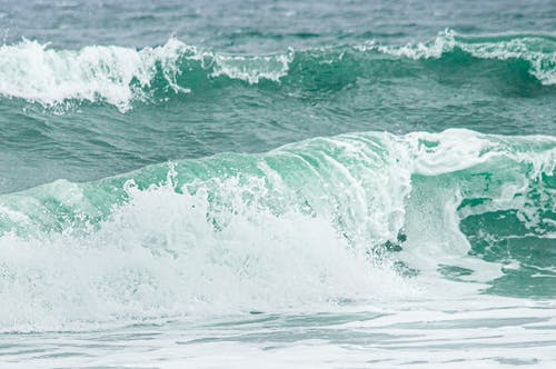 Fotos de stock gratuitas de agua, azul, dice adiós, Oceano