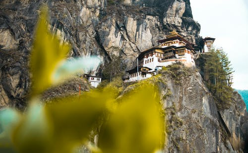 下落, 光, 天性, 寺廟 的 免费素材照片