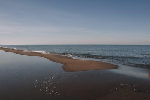 Gratis arkivbilde med hav, havkyst, horisont, natur