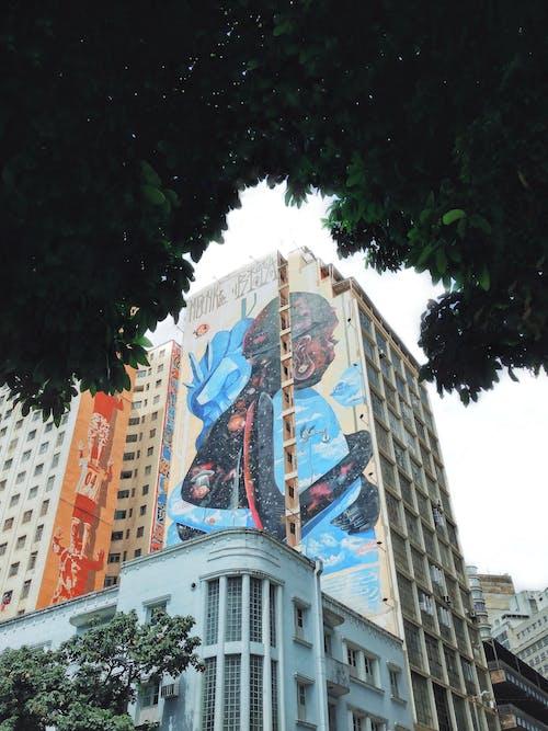 アート, シティ, デコレーション, ビジネスの無料の写真素材