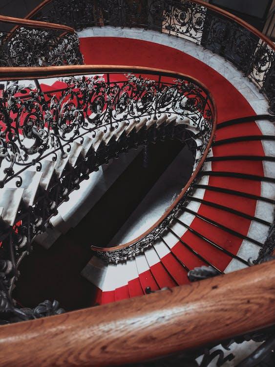 건축, 건축 양식, 계단