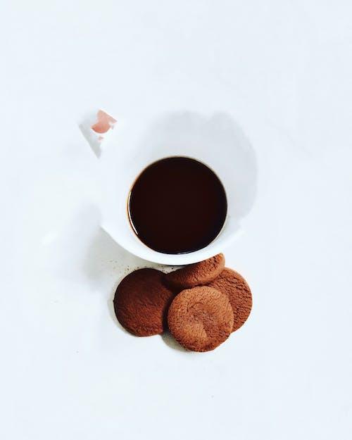 Foto d'estoc gratuïta de blat, breafast, cafè, cafè exprés