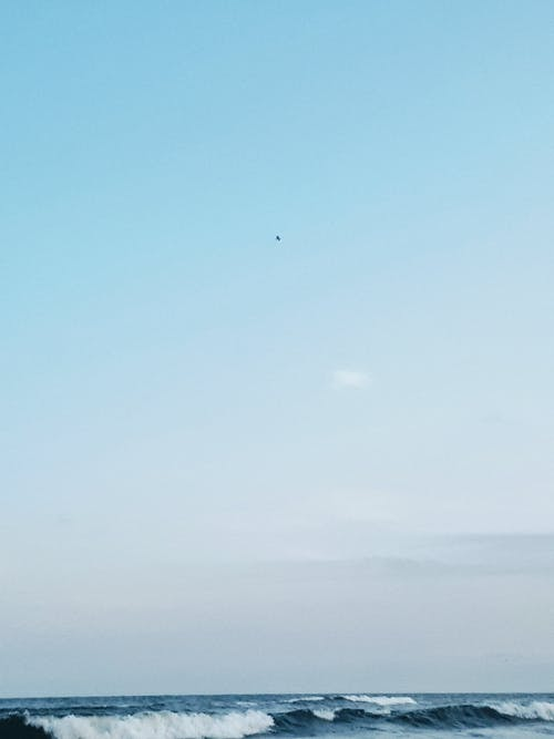 Kostenloses Stock Foto zu himmel, horizont, iphone wallpaper, meer